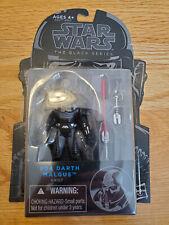 2014 Hasbro Star Wars The Black Series Action Figure Darth Malgus #04 MOC