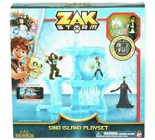 Zak Storm Sino Island Playset And Coin (Damaged Packaging) - 41571