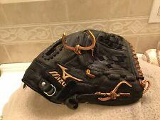 """Mizuno GMVP-1201 12"""" Baseball Softball Glove Right Hand Throw"""