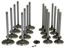 Ford 5.4L (VIN L,M,Z) E150 F150 Expedition Intake/Exhaust Valves & Locks 2000-12