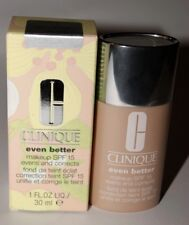 CLINIQUE Foundation 32 Pecan Even Better Evens & Correct Makeup NIB