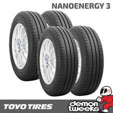 4 x Toyo Nanoenergy 3 Premium Eco Road Car Tyres 175 70 13 82T 1757013