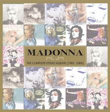 Madonna : The Complete Studio Albums: 1983-2008 CD (2012) ***NEW***
