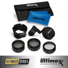7 Piece Filter Kit for DJI Phantom 4 Pro/Pro+ by ULTIMAXX - Brand New