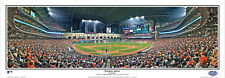 Houston Astros OPENING DAY AT MINUTE MAID PARK Panoramic Poster Print by Arra