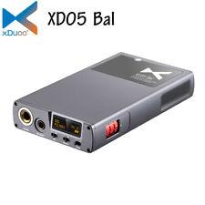 XDUOO XD05 BAL ES9038*2 DSD512 сбалансированный Dac APTX LDAC усилитель усилитель для наушников