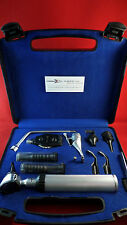 Advanced Ophthalmoscope / Otoscope ENT Orophayngeal Capable 3.2V German LED set