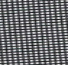 """TEXTILENE ®  BLACK INSECT SUPER SCREEN  PORCH POOL ENCLOSURE FABRIC 60""""W BTY"""