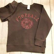 Brand New GAP Boys Football Sweatshirt Size 8