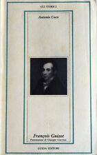 ANTONIO COCO FRANÇOIS GUIZOT GUIDA EDITORI 1983