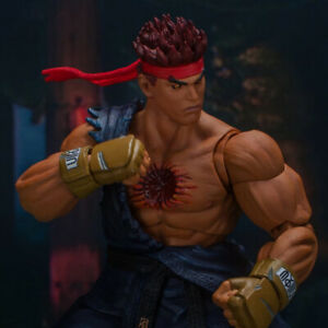 Evil RYU 1/12 (Street Fighter IV) by Storm Collectible New Release UK New & MISB