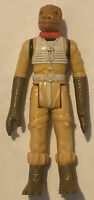 1980 Star Wars Bossk Bounty Hunter Action Figure - Made In Hong Kong