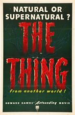"""Thing The Movie Poster 24""""X36"""""""