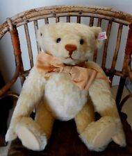 """❤️ Steiff  """"Victoria the Double Button Bear"""" Limited Edition 2009 Teddy Bear ❤️"""