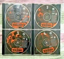 AD&D Planescape Torment PC Game Interplay 1999 (4 discs only)