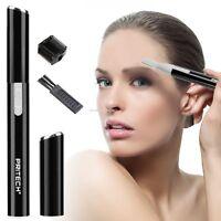 Portable Hair Electric Eyebrow Blade Trimmer Shaver Epilator Razor Remover Kit