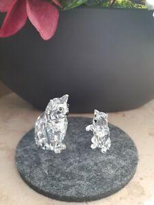 Swarovski Figuren Katzen