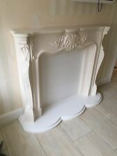 Louis Plaster Fire Surround (NEW)