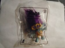 McDONALDS HAPPY MEAL TOYS, DISNEY TROLLS  2020   (   # 3  PARTY BRANCH  )