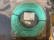 More details for lc-sc multi-mode om3 dx 3mm patch cable aqua 50m - pcom3lcscdx50aaa