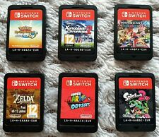 Nintendo Switch GAME Card (No case)