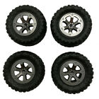 4X Track Wheel Part for 1/16 WPL B14 B16 C14 C24 Military Truck RC Car Hot Sale