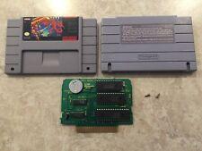 Super Metroid ( Super Nintendo , 1994 ) SNES game *** Authentic ***