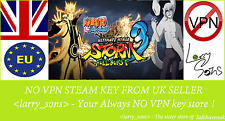 Naruto Shippuden: Ultimate Ninja Storm 3 Full Burst steam key novpn EU Version