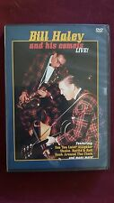 Bill Haley And His Comets Live in Birmingham 1979 DVD Last Performance RARE HTF