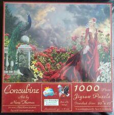 CONCUBINE Fantasy Artist NENE THOMAS New RARE 1000 piece Jigsaw Puzzle NIB