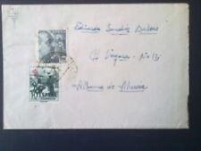 C10-CARTA DE  SANTIAGO DE LA RIBERA A ALHAMA MURCIA