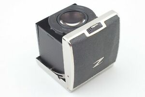 【 NEAR MINT 】 ZENZA BRONICA Waist level finder for Bronica S2 S2A From Japan 389
