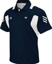 Notre Dame Fighting Irish Adult Large Adidas Performance Scorch Polo Shirt