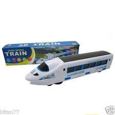 High Speed Toy Train with Flashing Light & Music Kids Train Children Train