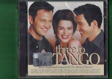 THREE TO TANGO OST COLONNA SONORA APPUNTAMENTO A TRE CD NUOVO SIGILLATO