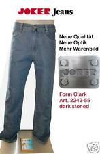 JOKER Jeans  CLARK dark-stoned  NEUE Qualität  Gr. W32 / L30