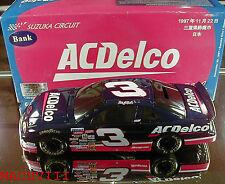 #3 AC Delco Japón Dale Earnhardt 1997 ACTION 1/24 bwb Suzuka circuito Broche
