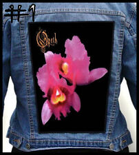 OPETH  --- Huge Jacket Back Patch Backpatch --- Various Designs