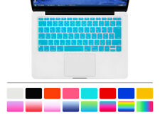 """Japanese Silicone Keyboard Cover Skin For New Macbook Pro 13"""" A1708 12"""" A1534"""