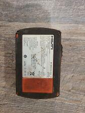 Hilti Cpc B1833 Li Ion Battery