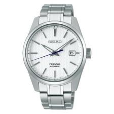 Seiko Presage Sharp Edged Series 39.3mm Stainless Steel Automatic Watch SPB165J1
