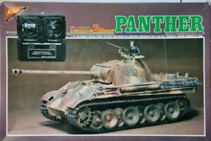 Nichimo 1/35 Remote Control Panther Model Kit