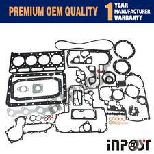 Full Gasket Kit For Kubota V2003 V2003T V2003M V2003DI Bobcat Tractor Excavator