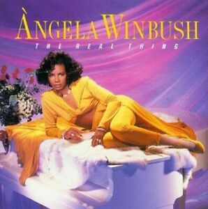 Winbush, Angela - The Real Thing ---VERY GOOD TO MINT!! --cd 3