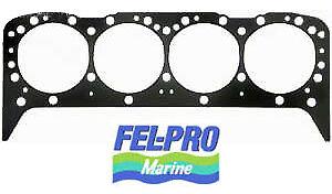 FEL-PRO Head Gasket Marine GM V8 -  5.7L - 2775611, 3853380, 18-3876, 17030