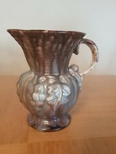 West German Jug 275 - 17 With Grapes And Vines  18cm High -