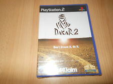 Dakar 2 PARA PLAYSTATION 2 PRECINTO DE FÁBRICA PS2 PAL