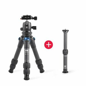 SIRUI AM-223 Carbon Fiber Tripod Set Portable Micro-SLR Camera  Photo/Video