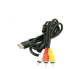 DreamCast Standard Audio Video AV Cable for Sega Dreamcast System
