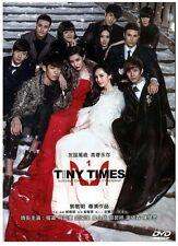 "Mini Yang ""Tiny Times 1"" Amber Kuo Kai Ko 2013 Romance Drama Region 3 DVD"